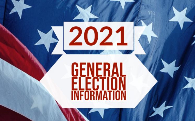 2021 General Election Information